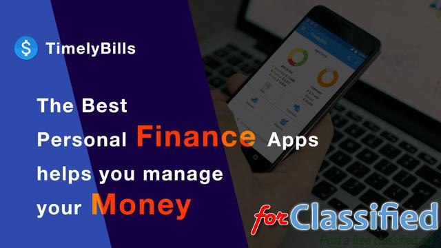 Best Bill Reminder App - timelybills.app