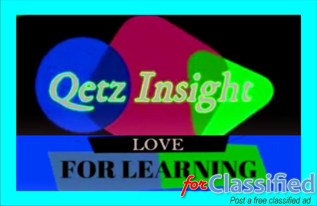 Kids Online Learning Channel   Qetz Insight   Kids Online Learning   1395  
