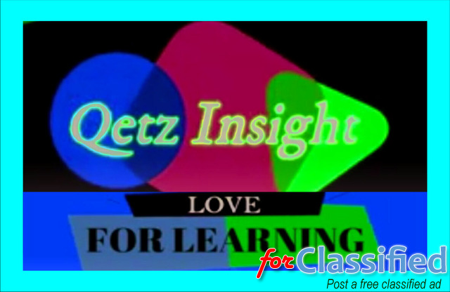 only on Qetz Insight | Online Learning | Come join us | 1293 |