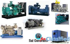 Shree Sai Generator sale Used Cummins Generator - Kirloskar Generator