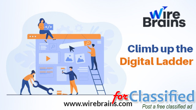 Get The Affordable Services Digital Marketing Company In Jaipur   WireBrains