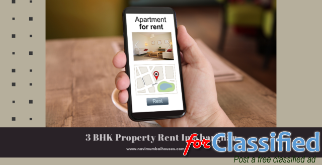 Looking out for 2 BHK, 3 BHK, or 4 BHK flat for rent in Kharghar, Navi Mumbai