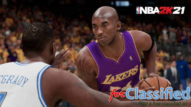 Here's when you can sample the NBA 2K21 demo