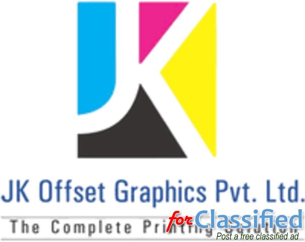 Best offset printing press in Delhi – JK Offset Printers