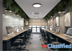 Premium Coworking Office Space in Ahmedabad | Furnished Office for Rent in Ahmedabad