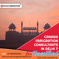 Top Immigration Consultants Delhi for Canada - Novusimmigrationdelhi.com