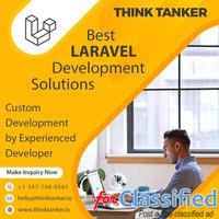 Top Laravel Development Services - ThinkTanker