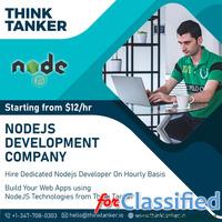 Top NodeJS Development Company New York, USA
