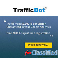 High-quality traffic for professional use