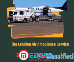 The Reliable and 24*7 Hour Emergency Air Ambulance Services in Bangalore by Medivic