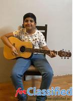 Music classes : Guitar