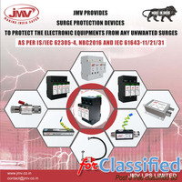 Best Electrical Surge Protection Devices Manufacture in India