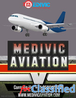 Get the Incredible Charter Air Ambulance Services in Chennai by Medivic