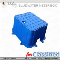 Must Buy Blue Water Meter Box