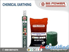 Grab Our Chemical Earthing Electrode