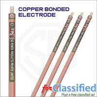 How to Get Copper Bonded Earthing Electrode?