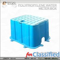 Buy Polypropylene Water Meter Box | +91-9654658968