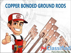 Looking for Copper Bonded Ground Rod?