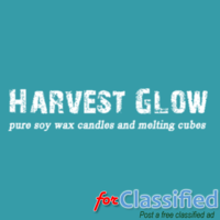 Buy Pure Soy Wax Candles Online - The Perfect Gift from Harvest Glow candles