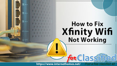 Xfinity Wi-Fi Not Working – Get Help For Free