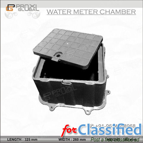 Water Meter Chamber Manufacturer from India