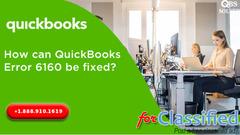 Struggling to resolve Quickbooks error 6160?